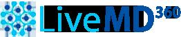 LiveMD360 Logo